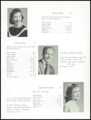 Page 15, 1959 Edition, Stockport High School - Cardinal Yearbook (Stockport, IA) online yearbook collection