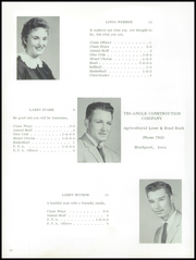 Page 16, 1959 Edition, Stockport High School - Cardinal Yearbook (Stockport, IA) online yearbook collection