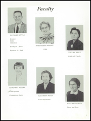 Page 9, 1959 Edition, Stockport High School - Cardinal Yearbook (Stockport, IA) online yearbook collection