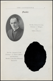 Page 11, 1924 Edition, St Peters High School - Gatekeeper Yearbook (Keokuk, IA) online yearbook collection