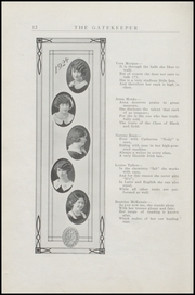 Page 16, 1924 Edition, St Peters High School - Gatekeeper Yearbook (Keokuk, IA) online yearbook collection