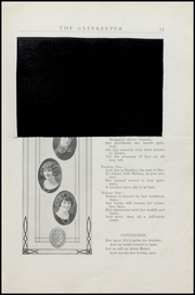 Page 17, 1924 Edition, St Peters High School - Gatekeeper Yearbook (Keokuk, IA) online yearbook collection
