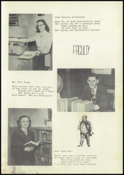 Page 11, 1952 Edition, Blairstown High School - Blair Yearbook (Blairstown, IA) online yearbook collection