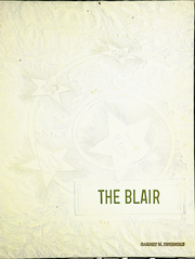 1961 Edition, Blairstown High School - Blair Yearbook (Blairstown, IA)