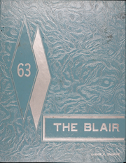 1963 Edition, Blairstown High School - Blair Yearbook (Blairstown, IA)