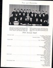 Page 8, 1964 Edition, Blairstown High School - Blair Yearbook (Blairstown, IA) online yearbook collection