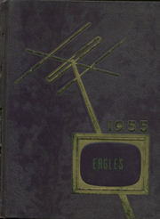 1955 Edition, Birmingham High School - Eagles Yearbook (Birmingham, IA)