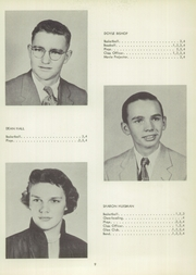 Page 13, 1955 Edition, Birmingham High School - Eagles Yearbook (Birmingham, IA) online yearbook collection