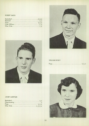 Page 14, 1955 Edition, Birmingham High School - Eagles Yearbook (Birmingham, IA) online yearbook collection