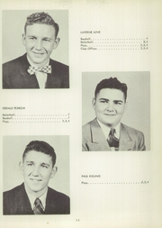 Page 15, 1955 Edition, Birmingham High School - Eagles Yearbook (Birmingham, IA) online yearbook collection