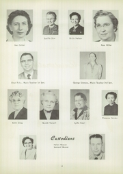 Page 8, 1955 Edition, Birmingham High School - Eagles Yearbook (Birmingham, IA) online yearbook collection