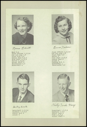 Page 17, 1952 Edition, Gilman High School - Hi Lites Yearbook (Gilman, IA) online yearbook collection