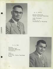 Page 11, 1952 Edition, Packwood High School - Echo Yearbook (Packwood, IA) online yearbook collection