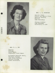 Page 13, 1952 Edition, Packwood High School - Echo Yearbook (Packwood, IA) online yearbook collection