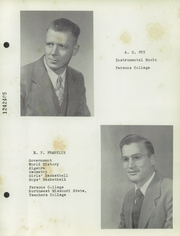 Page 15, 1952 Edition, Packwood High School - Echo Yearbook (Packwood, IA) online yearbook collection