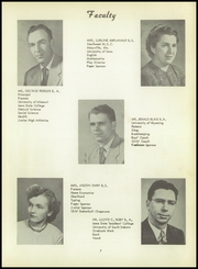 Page 11, 1955 Edition, Batavia High School - Chieftain Yearbook (Batavia, IA) online yearbook collection