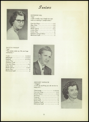 Page 15, 1955 Edition, Batavia High School - Chieftain Yearbook (Batavia, IA) online yearbook collection