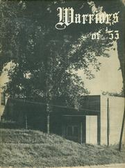 1953 Edition, What Cheer High School - Warrior Yearbook (What Cheer, IA)