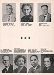 Page 11, 1954 Edition, What Cheer High School - Warrior Yearbook (What Cheer, IA) online yearbook collection