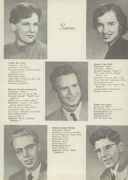 Page 11, 1955 Edition, What Cheer High School - Warrior Yearbook (What Cheer, IA) online yearbook collection