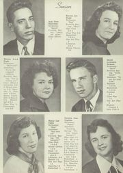 Page 13, 1955 Edition, What Cheer High School - Warrior Yearbook (What Cheer, IA) online yearbook collection