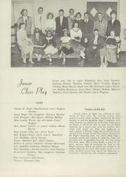Page 15, 1955 Edition, What Cheer High School - Warrior Yearbook (What Cheer, IA) online yearbook collection