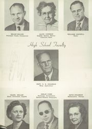 Page 8, 1955 Edition, What Cheer High School - Warrior Yearbook (What Cheer, IA) online yearbook collection