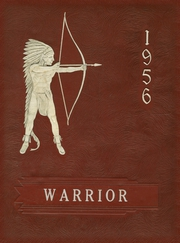 1956 Edition, What Cheer High School - Warrior Yearbook (What Cheer, IA)