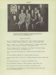 Page 13, 1948 Edition, Bagley High School - Blue and White Yearbook (Bagley, IA) online yearbook collection