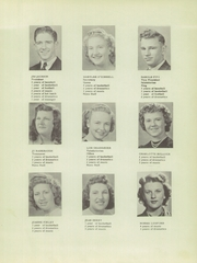 Page 17, 1948 Edition, Bagley High School - Blue and White Yearbook (Bagley, IA) online yearbook collection