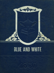 1950 Edition, Bagley High School - Blue and White Yearbook (Bagley, IA)