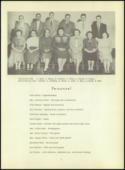 Page 11, 1953 Edition, Bagley High School - Blue and White Yearbook (Bagley, IA) online yearbook collection