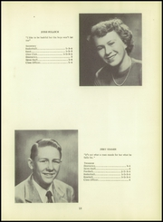 Page 17, 1953 Edition, Bagley High School - Blue and White Yearbook (Bagley, IA) online yearbook collection