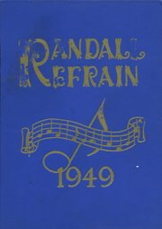 1949 Edition, Randall High School - Rambler Yearbook (Randall, IA)