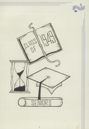 Page 11, 1949 Edition, Randall High School - Rambler Yearbook (Randall, IA) online yearbook collection