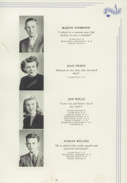 Page 15, 1949 Edition, Randall High School - Rambler Yearbook (Randall, IA) online yearbook collection