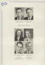 Page 8, 1949 Edition, Randall High School - Rambler Yearbook (Randall, IA) online yearbook collection