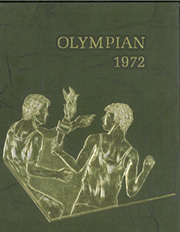 Mountain Brook High School - Olympian Yearbook (Mountain Brook, AL) online yearbook collection, 1972 Edition, Page 1