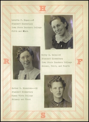 Page 17, 1942 Edition, Rock Falls High School - Scarlet and White Yearbook (Rock Falls, IA) online yearbook collection