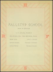 Page 7, 1942 Edition, Rock Falls High School - Scarlet and White Yearbook (Rock Falls, IA) online yearbook collection