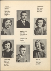 Page 15, 1948 Edition, Sperry High School - Bombardier Yearbook (Sperry, IA) online yearbook collection
