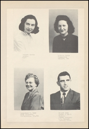 Page 11, 1951 Edition, Sperry High School - Bombardier Yearbook (Sperry, IA) online yearbook collection