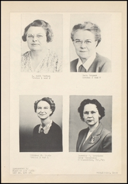 Page 13, 1951 Edition, Sperry High School - Bombardier Yearbook (Sperry, IA) online yearbook collection