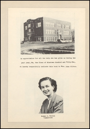 Page 11, 1952 Edition, Sperry High School - Bombardier Yearbook (Sperry, IA) online yearbook collection