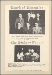 Page 13, 1952 Edition, Sperry High School - Bombardier Yearbook (Sperry, IA) online yearbook collection