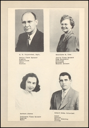 Page 15, 1952 Edition, Sperry High School - Bombardier Yearbook (Sperry, IA) online yearbook collection
