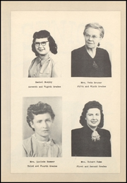 Page 17, 1952 Edition, Sperry High School - Bombardier Yearbook (Sperry, IA) online yearbook collection