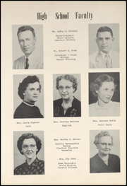 Page 11, 1956 Edition, Sperry High School - Bombardier Yearbook (Sperry, IA) online yearbook collection