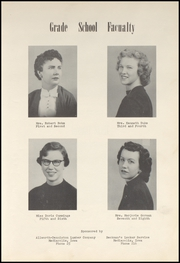 Page 15, 1956 Edition, Sperry High School - Bombardier Yearbook (Sperry, IA) online yearbook collection