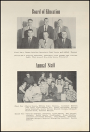 Page 17, 1956 Edition, Sperry High School - Bombardier Yearbook (Sperry, IA) online yearbook collection